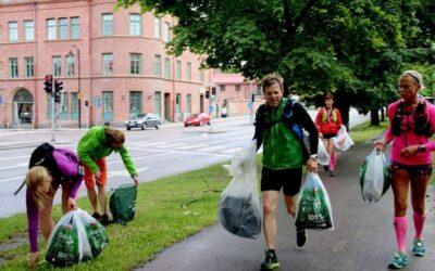 PLOGGING, el deporte que ha unido cuidar el medioambiente y cuidarte a ti